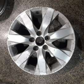 Used Alloy Wheels available For Honda Accord, Size- 17""