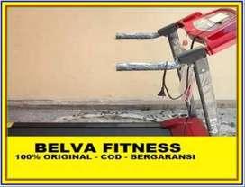 Alat Fitnes Treadmill Elektrik Divo 1 fungsi