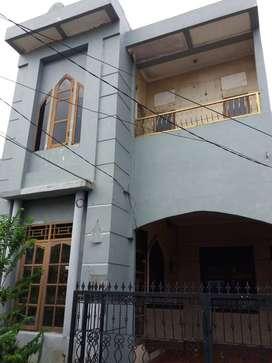 Rumah sewa harga pertahun di thb bekasi aman huni A024