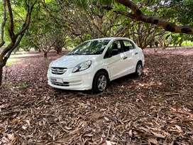 Honda Amaze Diesel - Excellent Condition