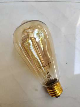 E27 edision filament vintage bulb 40w( pack of 3)