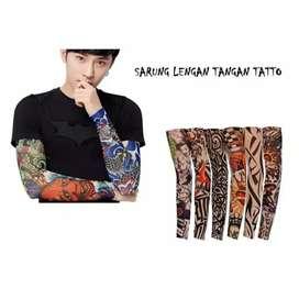 HS Sarung Lengan Tangan Tatto - Manset tangan Motif Tato