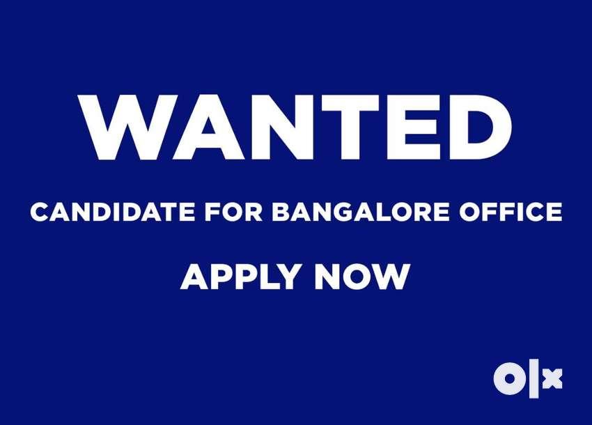 Urgent hiring for Customer Service Executive