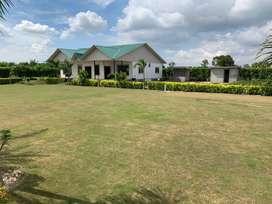 Farmhouse Sale 10000 sqyard ₹3.5cr
