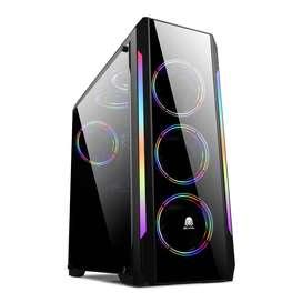 Komputer High Gaming AMD Ryzen 7 3700X GTX 1660 6GB 16 GB RAM 120GB SS