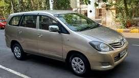 Toyota Innova 2.5 G (Diesel) 8 Seater, 2008, Diesel