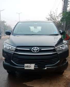 Toyota INNOVA CRYSTA 2.4 GX MT, 2016, Diesel
