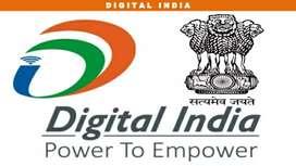 Digital India concepts