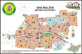 DHA 5 Marla Army Alloted plots file for sales