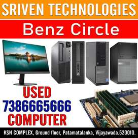 Used Laptops & Computers Whole Sale - Sriven Technologies Benz Circle