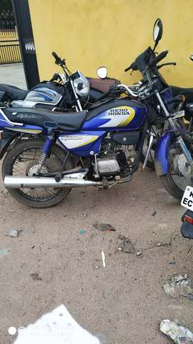 Selling just to go for 220cc vehicles