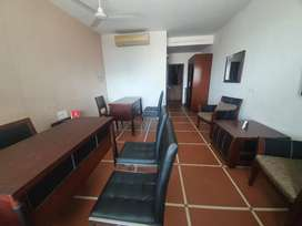 Individual Commercial licensed furnished A/C office space for rent
