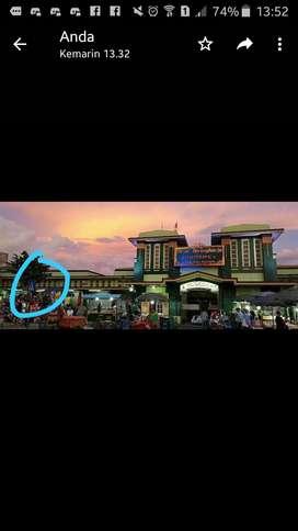 Disewaakan Kios di pasar Bringharjo