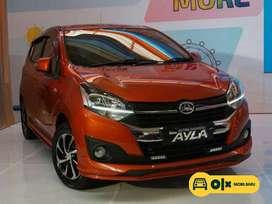 [Mobil Baru] Daihatsu Ayla DP Nego free BI Chekcing Bisa Di bantu nego