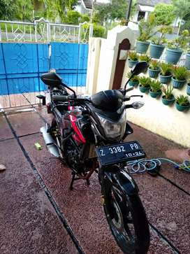 Honda OLD CB150R 2014