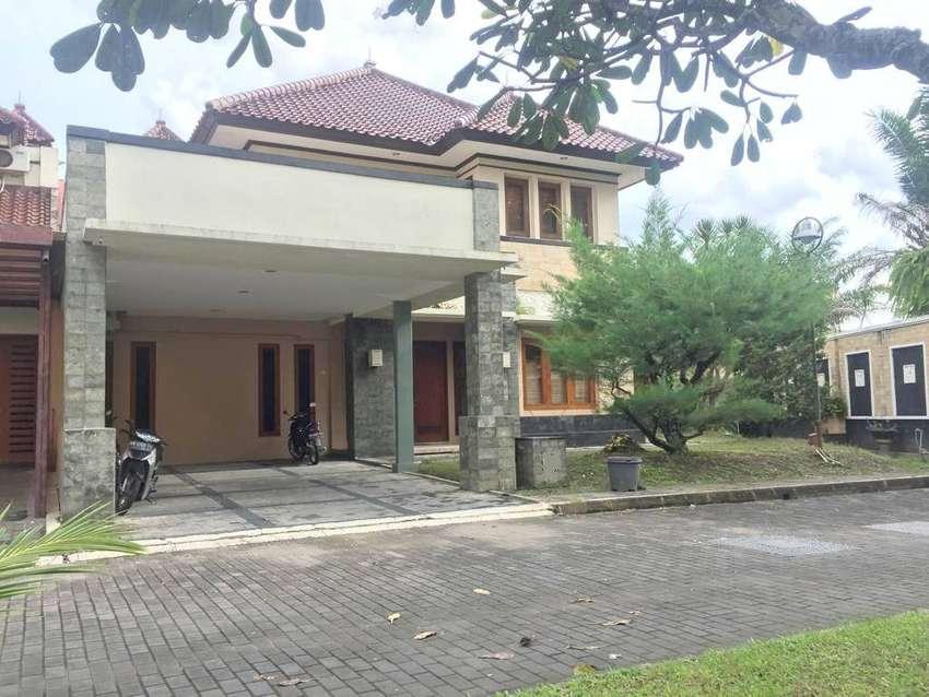 Rumah Jogja Regency LT 473 m2 Dekat UIN Plus Perabotan 0