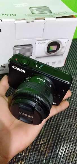 canon m10 kit 15-45mm