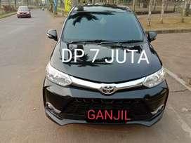 Toyota Avanza Veloz At 2018  Dp 7 Juta