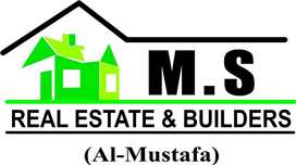I-12/3 plot avail back to nust road szie 5 marla 2nd transfer