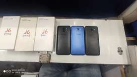 Fixed price J6 32gb blue and black colour sealed & genuine