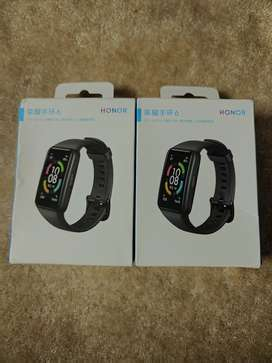 Honor Band 6 brand New with Oximeter