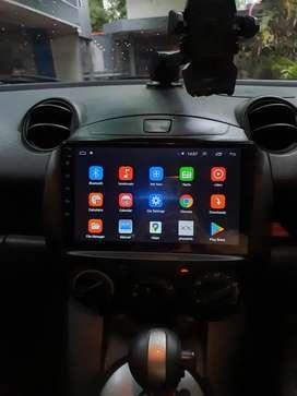 Head unit Headunit Android Mazda 2