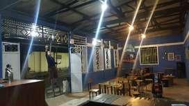 Tempat wirausaha Cocok untuk cafe