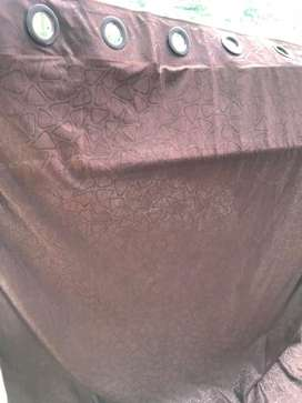 Big window curtains Only 2 months used