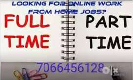 Data entry work with everyday payments in your bank account