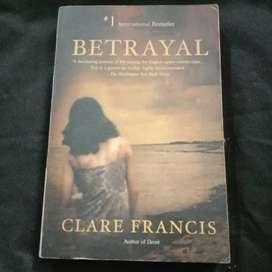 Betrayal clare francis