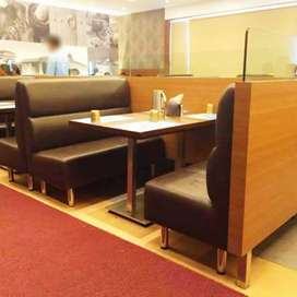 Fully furnished restaurant on main road in Salt Lake Sector 3