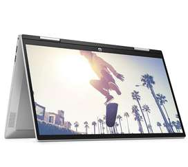 HP PAVILION X 360 (TOUCH SCREEN & CONVERTABLE)