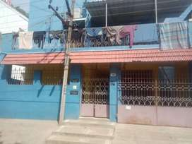 An house for sale earning monthly rent 12000