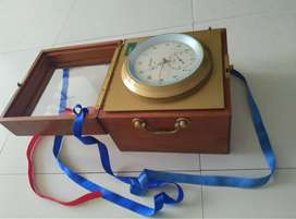 Chronometer, 1957 Make- Glashutte Frm Ship- Logo ( Poland)
