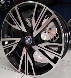 free ongkir BAYERISCHE BW7912 HSR Ring17 buat mobil BMW