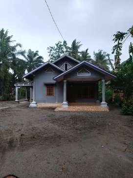 Di jual rumah dengan luas tanah 5000 m2, luas bangunan 78 m2