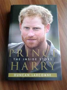 Prince Harry the inside story