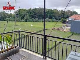 Disewakan Rumah Minimalis View Sawah Full Furnish 3 Bedrooms Batubulan