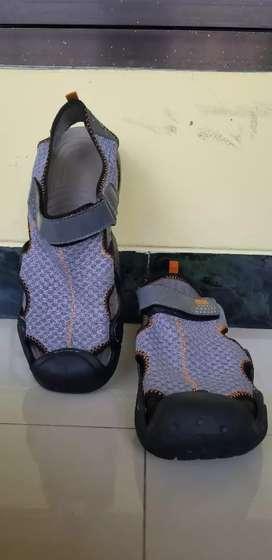 sepatu sandal diesel aligator
