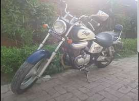 Heavy bike , chopper HONDA SHADOW PHANTOM TA 200