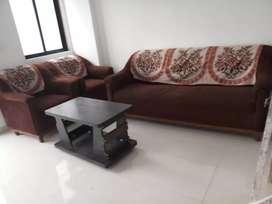 For Rent 2BHK Furnished Flat,Nr.L&T, Ajwa Road, Vadodara