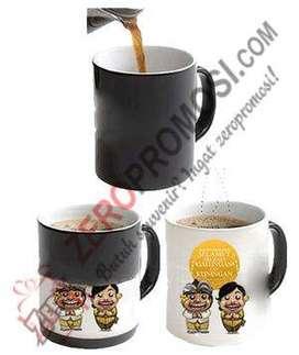 Souvenir Mug Bunglon