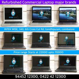 Refurbished Laptop Hp, dell, Lenovo, apple, light used laptop warranty
