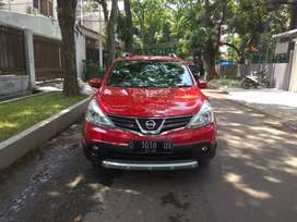 Spesial promo! Nissan grand Livina New X-Gear manual 2013 new look!!