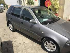 Suzuki Cultus for rent
