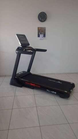 Alat Fitness Treadmill Elektrik TL 126 Motor 4HP - Treadmill Listrik