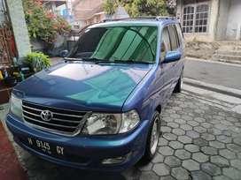 Toyota kijang diesel at 2000 facelift