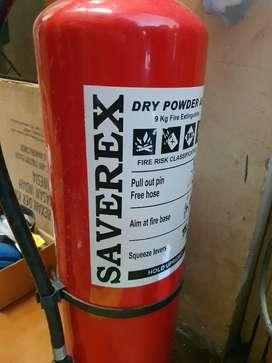 Tabung pemadam kebakaran Saverex 9kg