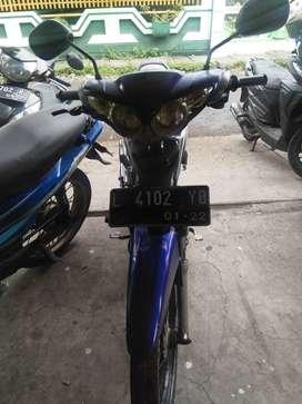 jual motor bekas jupiter z tahun 2007