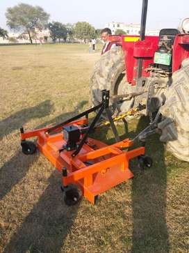 Tractor driven, rough cutter tractor grass cutter , lawn Grass mover